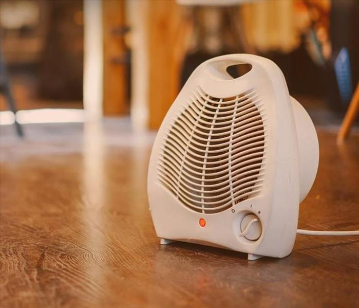 Fire Damage Some Simple Guidelines for Using a Space Heater Safely