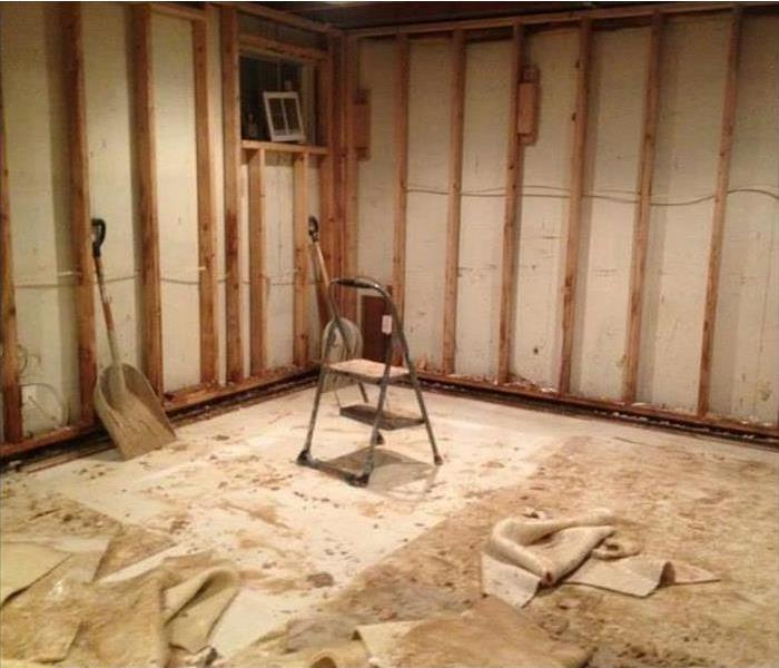 Water Damage How to Respond to a Basement Flood