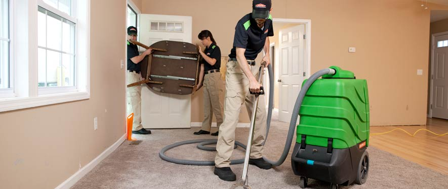 Peoria, AZ residential restoration cleaning